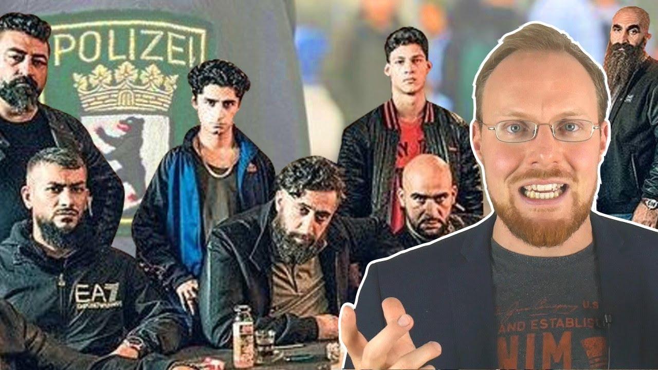 NOTRUF! Araber-Clans unterwandern Polizei in Berlin Spandau ++ Ausbilder der Akademie warnt