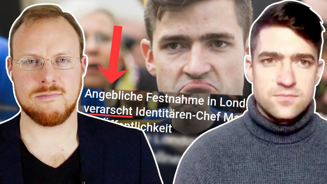 Sellner ein Lügner? – Presse attackiert Identitären – Martin Sellner IB Ö im Gespräch