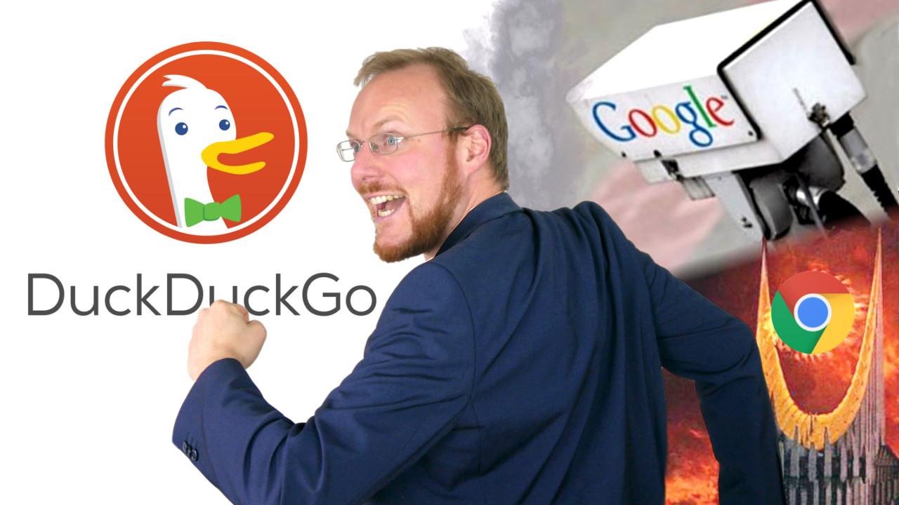 Google verlassen – DuckDuckGo nutzen!