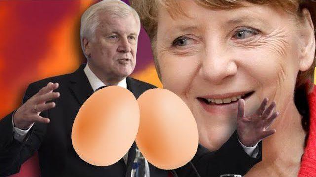 Horst Drehhofer Seehöferchen in Aktion ?