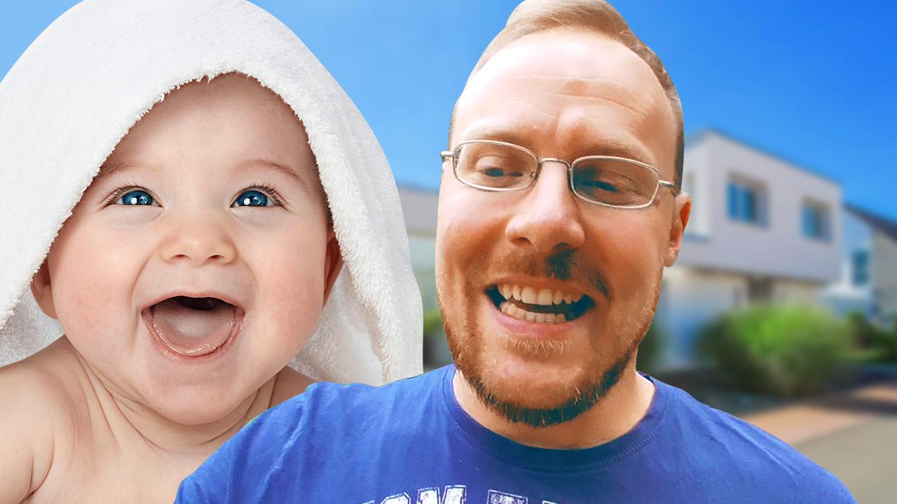 Mein Familienglück und Entwicklung als Vater