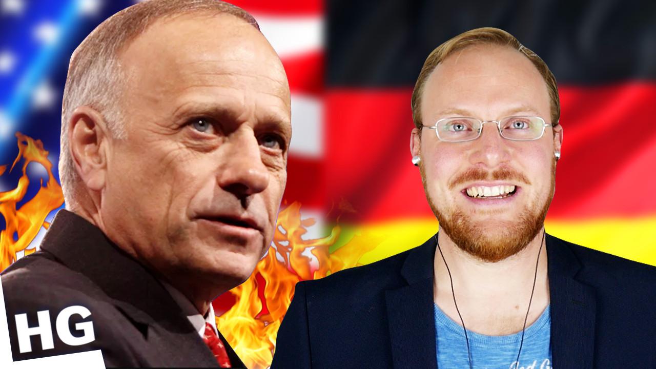 Steven King: Deutsche sind die Ureinwohner! Seid stolz!