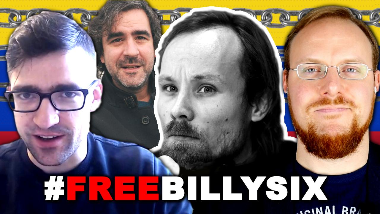 BILLY SIX: Sogar DENIZ YÜCEL will ihn rausboxen – Martin Sellner im Gespräch