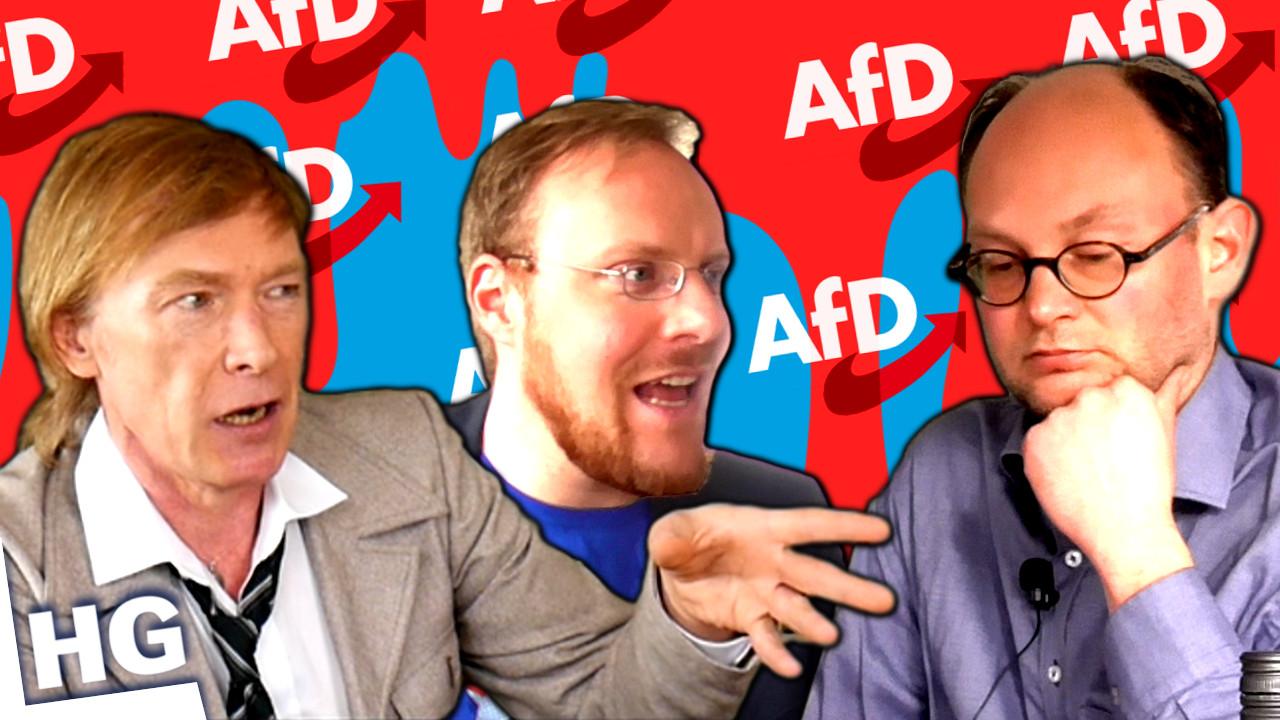 Eggert, Wagner, Grell – Was die AfD besser machen MUSS