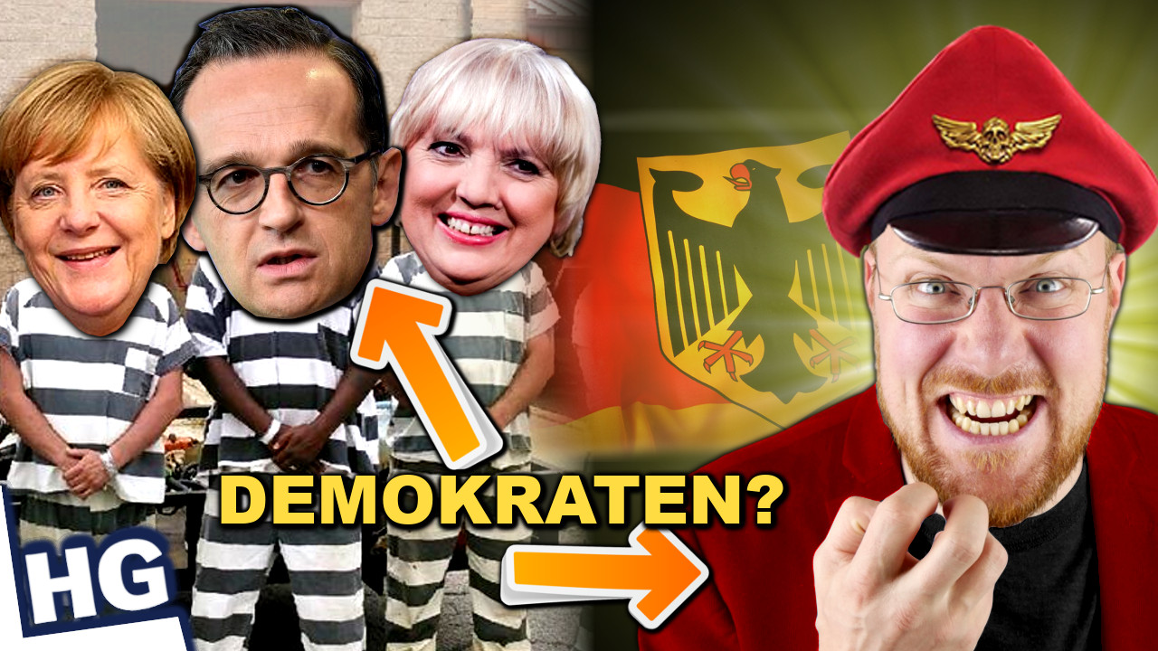 Demokratie ist Schwachsinn!
