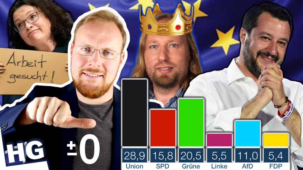 Schock oder Jubel? – EU Wahlergebnisse analysiert