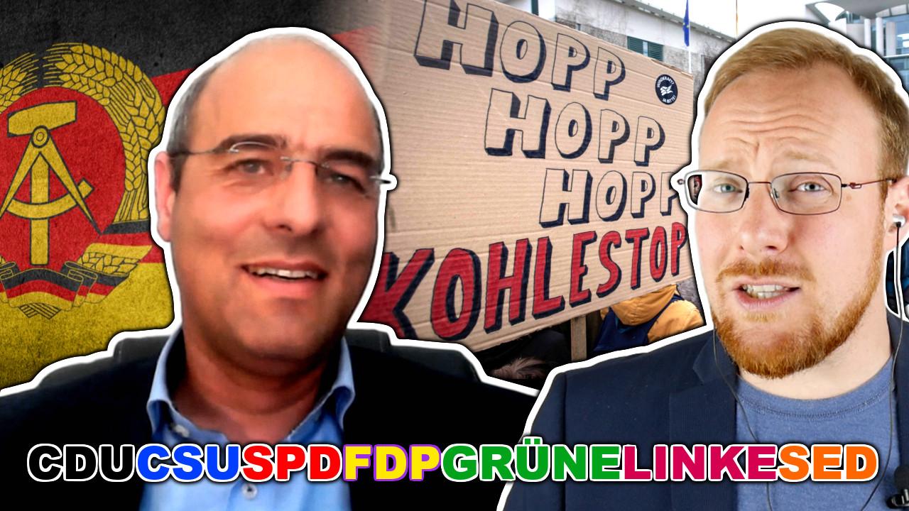 Alles Sozialisten? – Zensur, Propaganda – Sogar die FDP! – Peter Boehringer AfD im Gespräch