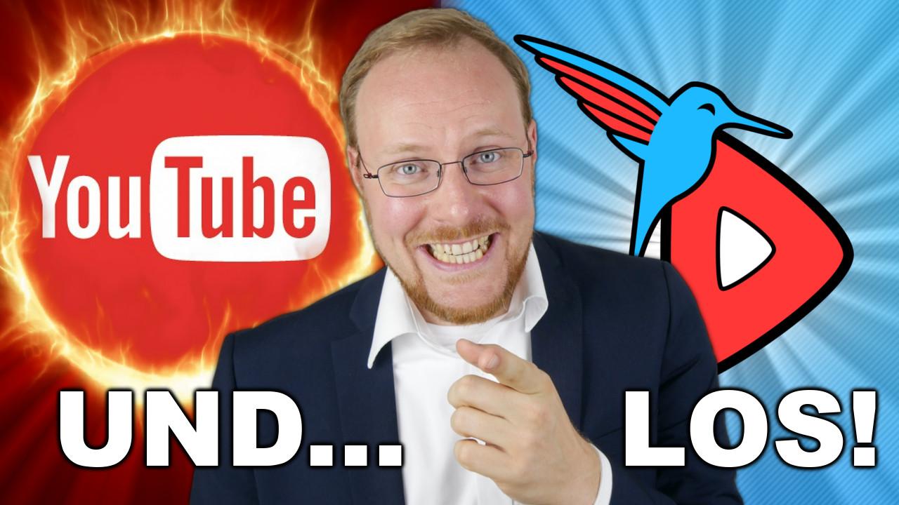 FREI3 ist DA!!! – Und die Wahrheit über Youtube