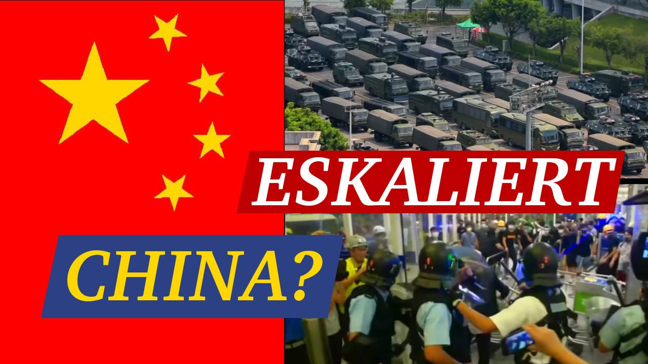 Was ist denn in China los?!