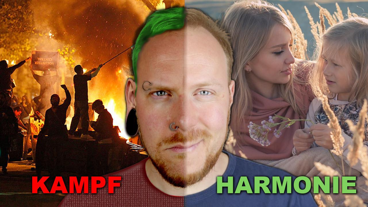 Es gibt nur einen EINZIGEN Feind! – nicht links / rechts / Frauen / Männer