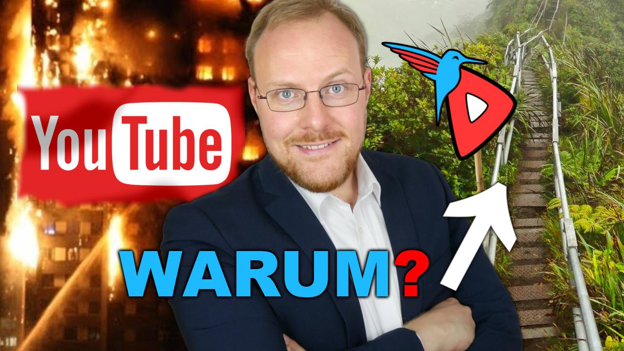 YouTube / frei3 : Erwartet große Veränderungen!