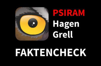 """Faktencheck Psiram: """"Hagen Grell"""""""